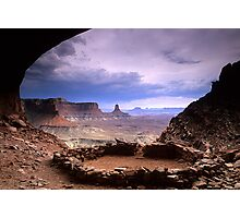 False Kiva Photographic Print