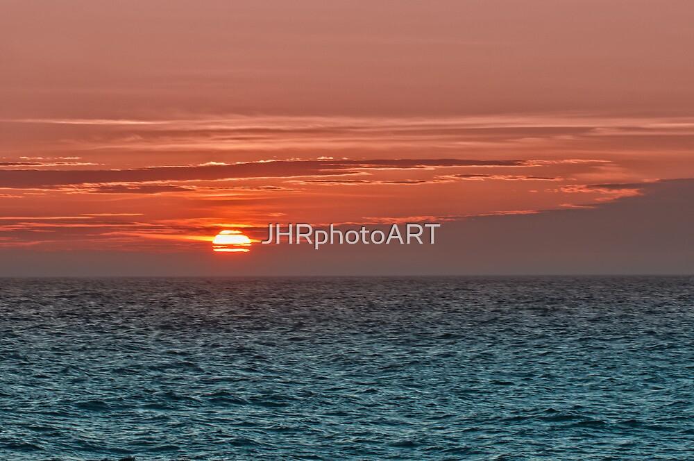 When The Sun Goes Down. by JHRphotoART