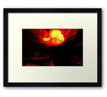 Seventh Way Framed Print