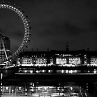 London Eye by JaymeeLS