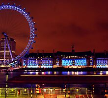 London In Colour by JaymeeLS