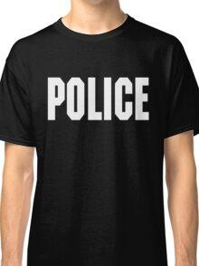 FOO FIGHTERS TAYLOR HAWKINS POLICE TEE Classic T-Shirt