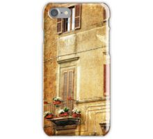 Time Will Tell-Italy iPhone Case/Skin