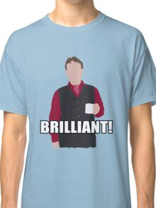 """""""And How Would You Describe it, in A Word?"""" Classic T-Shirt"""