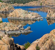 Floating Rocks by BGSPhoto