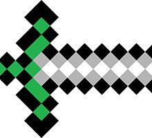 8 BIT Sword by coolvintage