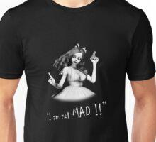 Alice gone mad Unisex T-Shirt