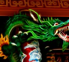 Enter The Dragon by Bob Christopher