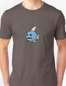 Yarn shark (blue) T-Shirt