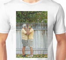 A really close call Unisex T-Shirt
