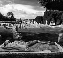 Hay-on-Wye Cemetery by melmoth