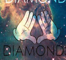 Diamond Hands Sticker