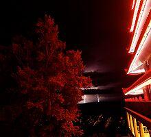 Pagoda Storm by Robert Plummer