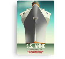 SS Anne Canvas Print