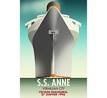 SS Anne Photographic Print
