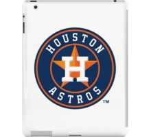 huoston astros iPad Case/Skin
