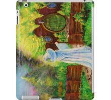 Hobbit home iPad Case/Skin