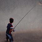 Fishermen's Next Generation - Proxima Generación De Pescadores by Bernhard Matejka