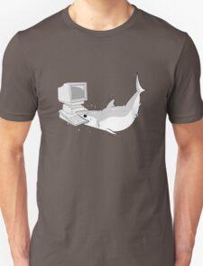 Blogger shark Unisex T-Shirt