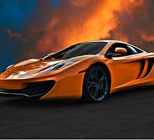 McLaren by Mike Capone