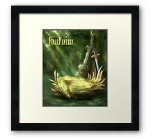 Super Guitar Brothers: Final Fantasy Framed Print