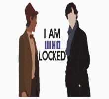 I AM WHOLOCKED Kids Tee