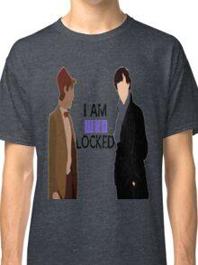 I AM WHOLOCKED Classic T-Shirt