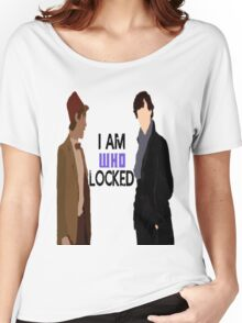 I AM WHOLOCKED Women's Relaxed Fit T-Shirt