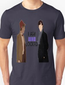 I AM WHOLOCKED Unisex T-Shirt