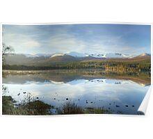 Loch Morlich,Scotland Poster