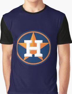 huoston astros Graphic T-Shirt