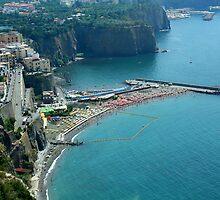 Amalfi Coast, Italy by WDaRos714