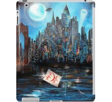 Watching over Gotham iPad Case/Skin