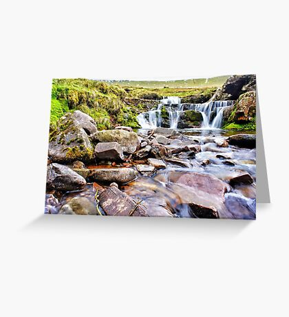 Brecon Beacons Greeting Card