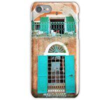 Island Living-Italy iPhone Case/Skin