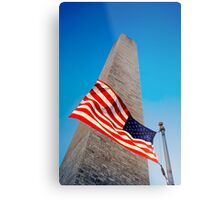 The Washington Monument, Washington DC Metal Print