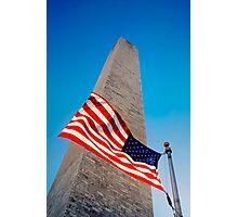 The Washington Monument, Washington DC Photographic Print