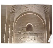Romanesque architecture Poster