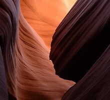 Lower Antelope Canyon by Bob Christopher