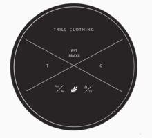 Trill Clothing Emblem  by Trillclothing