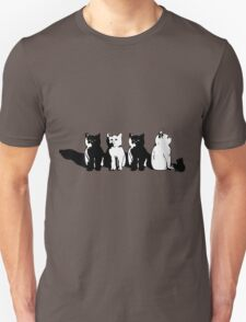 Quite cats Unisex T-Shirt