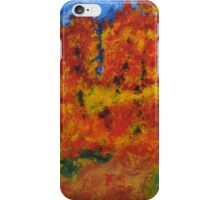 032 Abstract Landscape iPhone Case/Skin