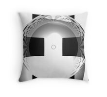 Shattered Feelings Throw Pillow