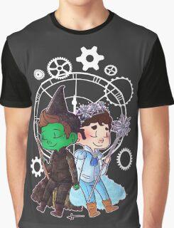 Defying Gravity Graphic T-Shirt