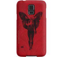 butterfly man v2 Samsung Galaxy Case/Skin