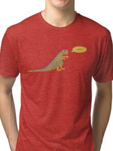 Not a very scary dinosaur Tri-blend T-Shirt