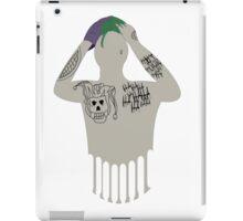 Suicide Squad Joker iPad Case/Skin
