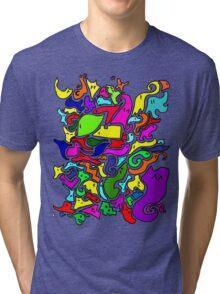 Inside the Gamer's mind Tri-blend T-Shirt
