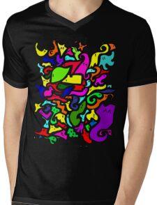 Inside the Gamer's mind Mens V-Neck T-Shirt