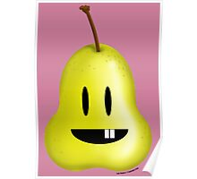 Silly Pear! Poster